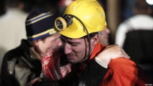 Несчастный случай на шахте в Турции