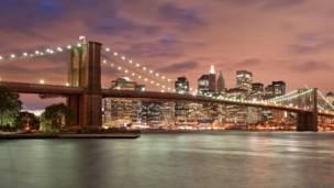 Бруклинский мост, США