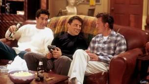 14033712be3 10 cosas que quizás no sabía de Friends a 10 años de su final - BBC ...