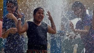 भारत में गर्मी