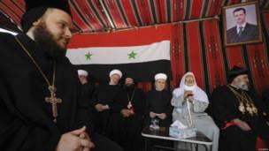 Pilpres di Suriah