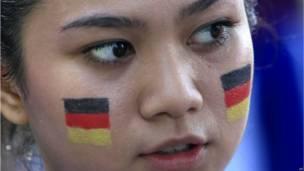 मलेशिया, जर्मनी का झंडा, फ़ुलबॉल