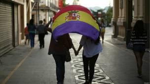 स्पेन, रिपब्लिकन पार्टी का झंडा,