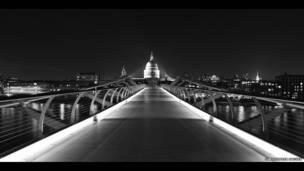 पाथ ऑफ लाइट, लंदन, 2012