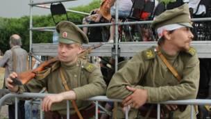 Festival iştirakçıları