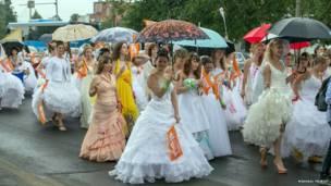 """Акция """"Сбежавшая невеста"""""""