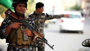 इराक़, बग़दाद, आपातकाल