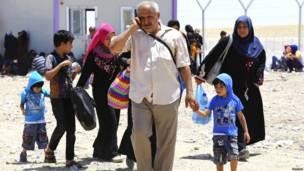 इराक़, आपातकाल, मूसल