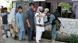 अफ़गानिस्तान चुनाव