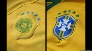 Exposição de design contemporâneo brasileiro inspirado pelo futebol está no Museu Nacional do Futebol em Manchester, na Inglaterra. Foto: Fonte Samba, de Tony de Marco e Caio de Marco