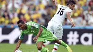Nigeria da Iran