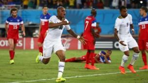 Ghana da USA