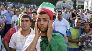 अल्जीरिया-बेल्जियम मैच, 17 जून