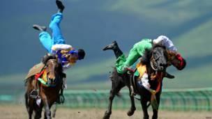 चीन, घुड़दौड़