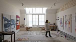 Porthmeor Artists' Studios, Riba
