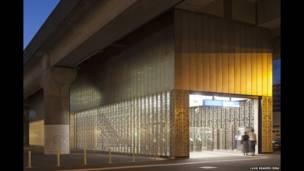 Kraaiennest Metro Amsterdã, Luuk Kramer/Riba