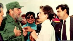 Juan Reinaldo Sánchez, ex-guarda-costas de Fidel Castro   Crédito: Arquivo pessoal/Juan Reinaldo Sánchez