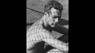 Paul Newman, 1964. Dennis Hopper / Cortesía de Hopper Art Trust.