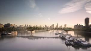 Proyecto puente de Lady Di