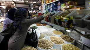 سوق الشورجة في بغداد
