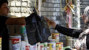 سوق الشورجة في العاصمة العراقية