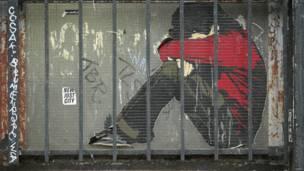 जर्मनी, बर्लिन, स्ट्रीट आर्ट