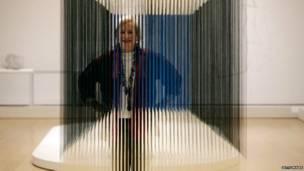 लंदन के रॉयल अकादमी ऑफ़ आर्ट्स में प्रदर्शनी