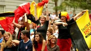 फ़ीफ़ा 2014, फ़ुटबॉल विश्वकप, ब्राज़ील, बेल्जियम, अमरीका