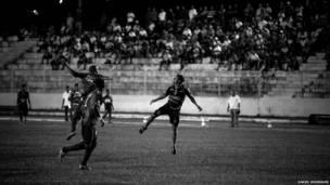 Equipo jugando en Maraba (Daniel Rodrigues)