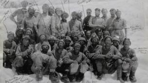 1953 का अभियान दल