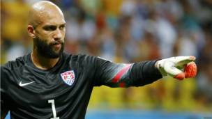 Tim Howard, USA