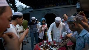 रमज़ान, चीन, बीजींग