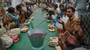 रमज़ान, पाकिस्तान, क्वेटा
