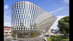 Aula Médica, Solna (Suecia).
