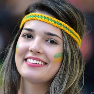ब्राज़ील की प्रशंसक, महिला, लड़की