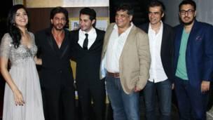 शाहरुख़ खान, अरमान जैन, इम्तियाज़ अली, दीक्षा