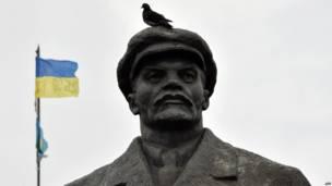 Центр Славянска