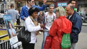 El Metro El Nuevo Objetivo De Los Testigos De Jehová Bbc News Mundo