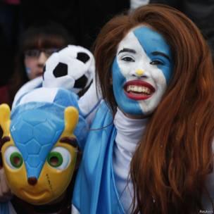аргентина-голландия