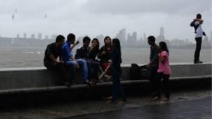 मुंबई में मानसून