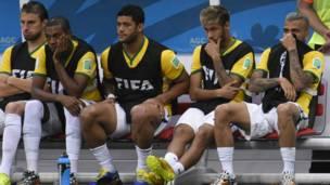 ब्राज़ील के खिलाड़ी