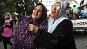 इसाइल और हमास के बीच जारी संघर्ष