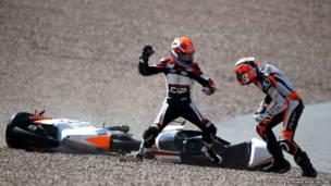 बाइक रेसिंग