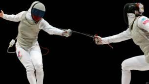 रूस, कज़ान, विश्व फ़ेंसिंग चैंपियनशिप