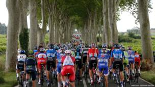 दौड़ टूर दे फ्रांस