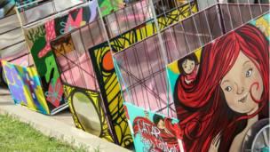 Movimento de grafite Pimp My Carroça completa dois anos na tentativa de tirar coletores de lixo da 'invisibilidade'.