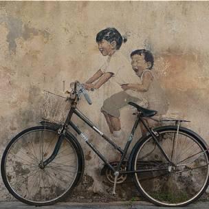 Grafite na Malásia