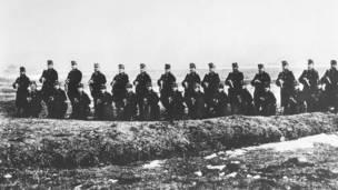 Las tropas austriacas se despliegan en la frontera con Serbia