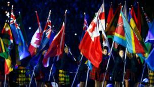 राष्ट्रमंडल खेल समापन समारोह, ग्लासगो, 3 अगस्त 2014