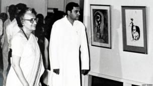 ललित कला अकादमी, 60वीं वर्षगांठ, भारतीय कलाकारों की पेंटिंग प्रदर्शनी